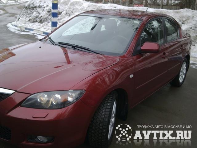 Mazda 3 Московская область
