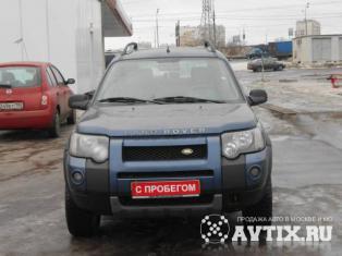 Land Rover Freelander Москва