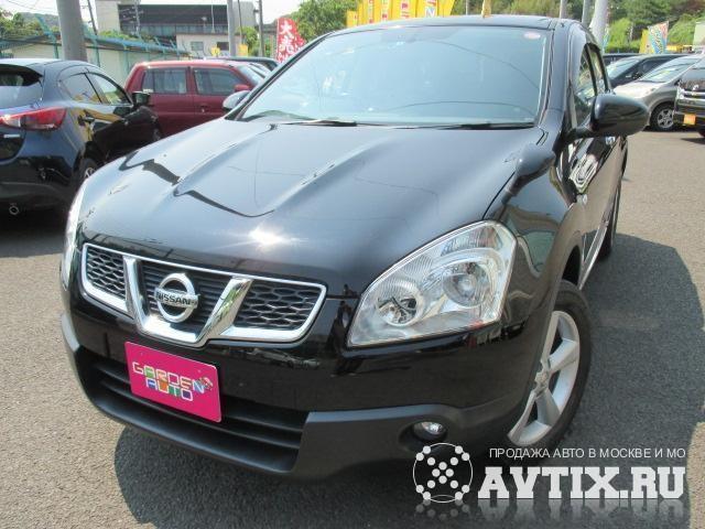 Nissan Dualis Москва