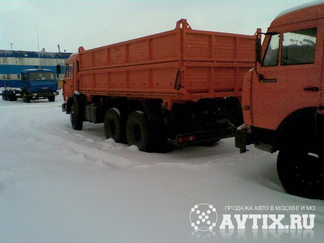 Камаз 65115С Республика Татарстан
