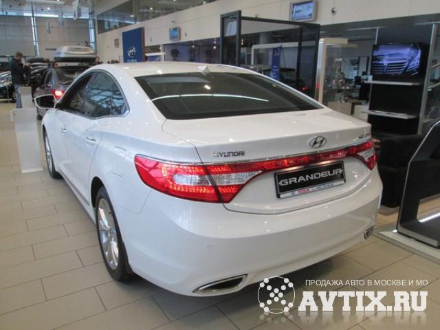 Hyundai Grandeur Москва
