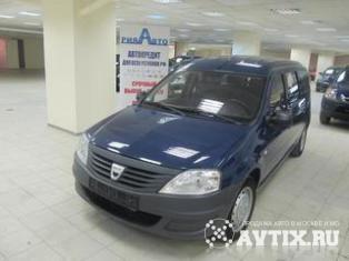 Dacia Logan Москва