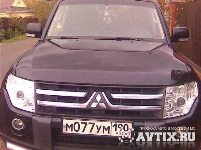 Mitsubishi Pajero Московская область