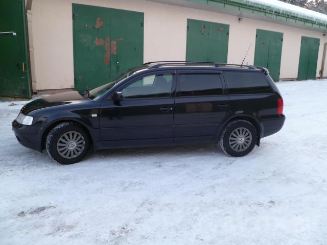 Volkswagen Passat Пушкино