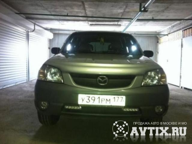 Mazda Tribute Москва