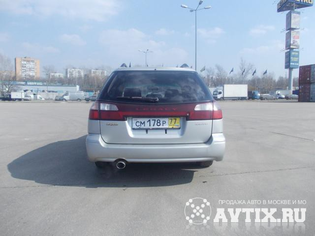 Subaru Justy Москва