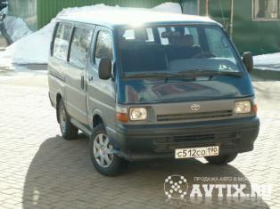 Toyota HiAce Московская область
