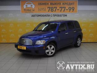 Chevrolet HHR Москва