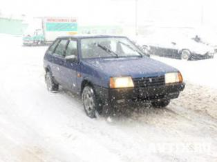 ВАЗ 2109 Москва