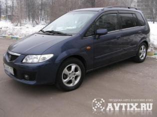 Mazda Premacy Москва