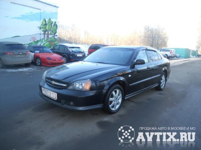 Chevrolet Evanda Москва