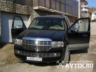 Lincoln Navigator Москва