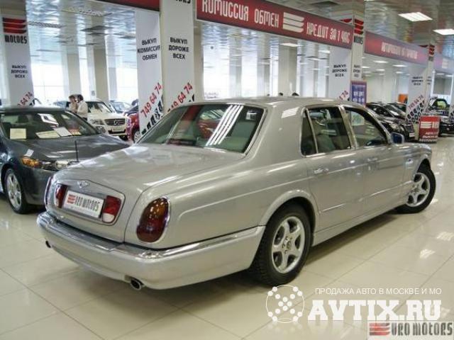 Bentley Arnage Москва