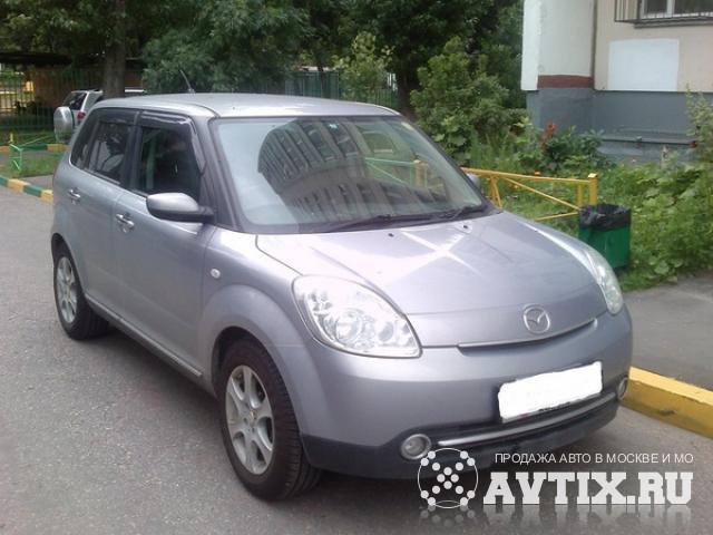 Mazda Verisa Москва