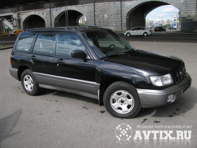 Subaru Forester Москва