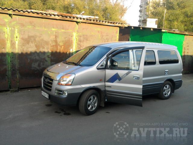 Hyundai H-1 Starex Королёв
