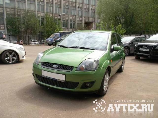 Ford Fiesta Москва