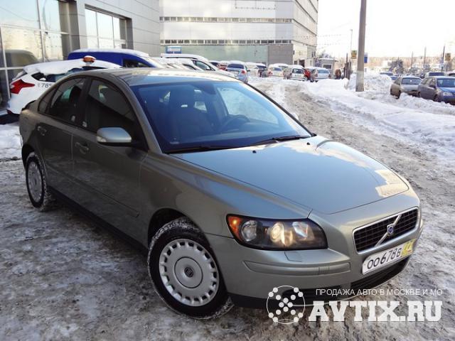 Volvo S40 Москва