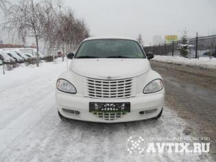 Chrysler PT Cruiser Москва