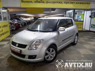 Suzuki Swift Москва