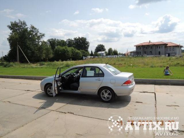 Mitsubishi Lancer Московская область