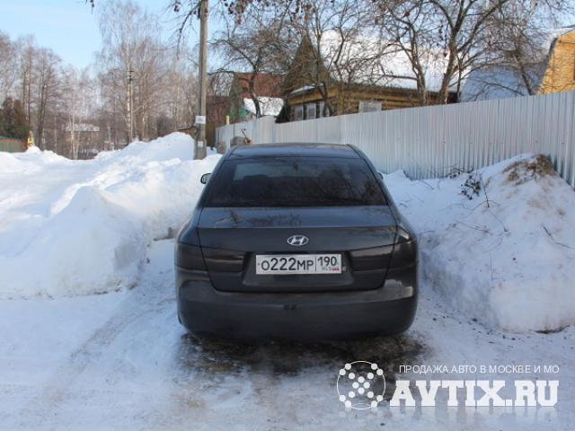 Hyundai NF Sonata Московская область