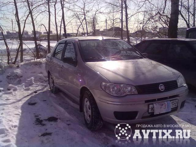 Fiat Albea Московская область