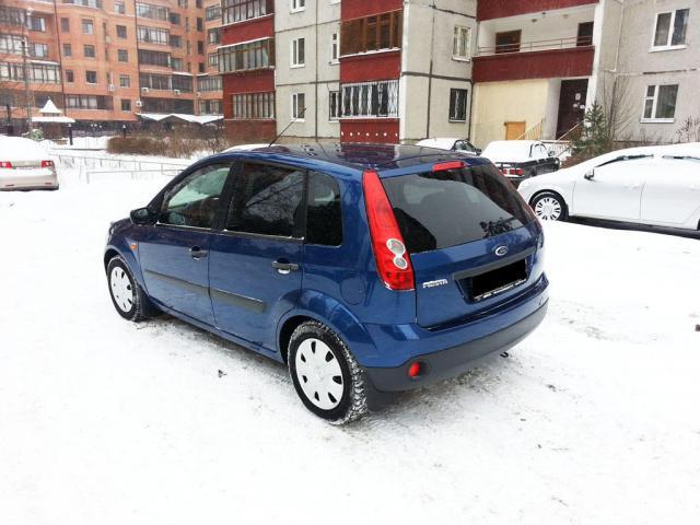 Ford Fiesta Жуковский