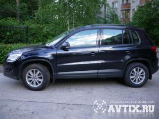 Volkswagen Tiguan Москва