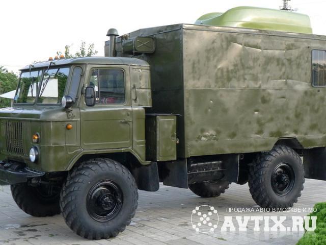 ГАЗ 6611 Москва
