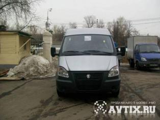 ГАЗ 2752 Москва