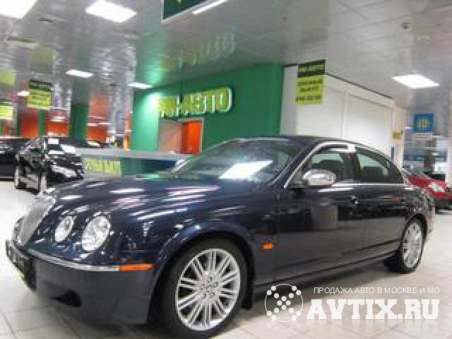 Jaguar S-TYPE Москва