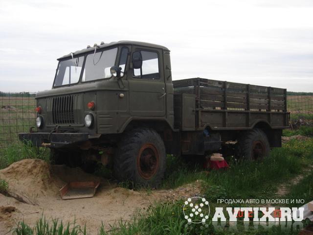 ГАЗ 6611 Московская область
