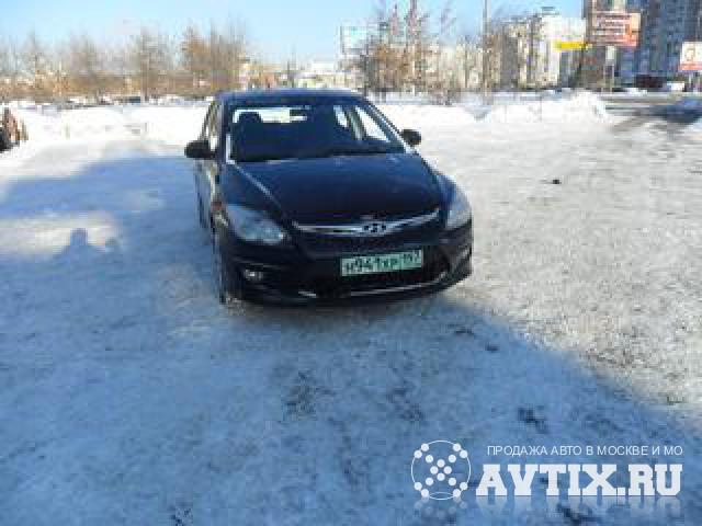 Hyundai i30 Москва