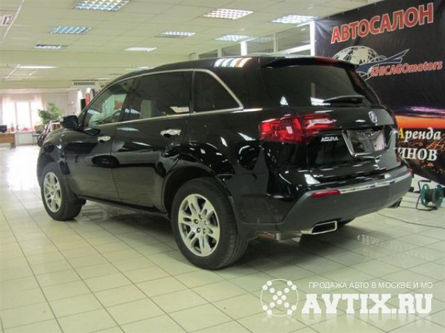 Acura MDX Москва