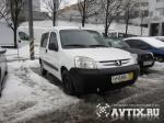Peugeot Partner Москва
