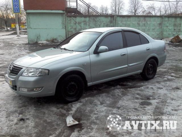 Nissan Almera Московская область