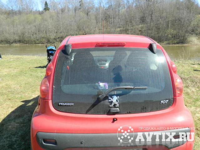Peugeot 107 Московская область