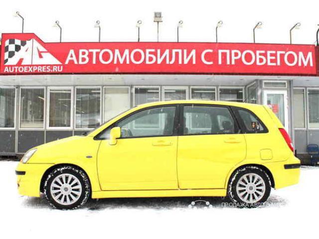 Suzuki Aerio Москва