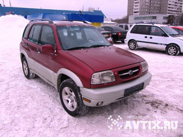 Suzuki Grand Vitara Москва