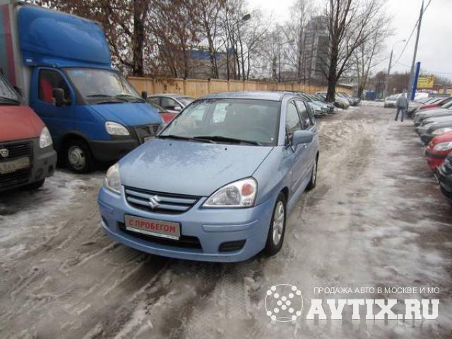 Suzuki Liana Москва