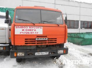 Камаз 1111 Москва