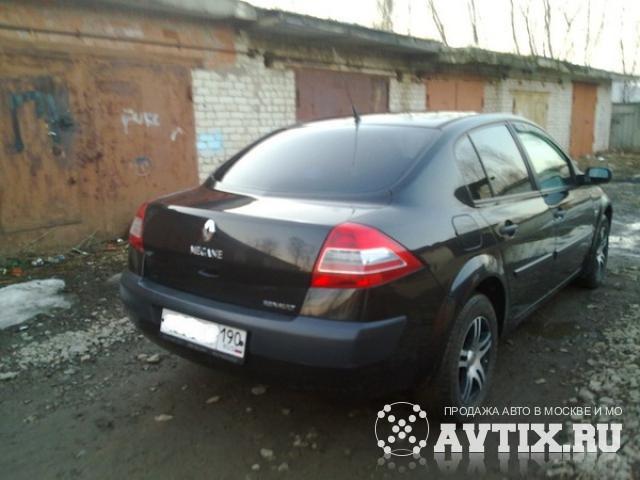Renault Megane Московская область