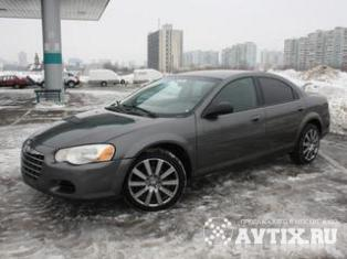 Chrysler Sebring Москва