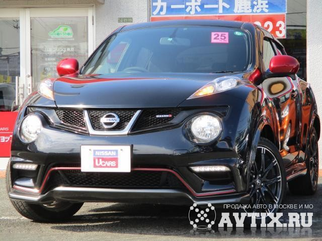 Nissan Juke Москва