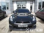 Nissan GT-R Москва