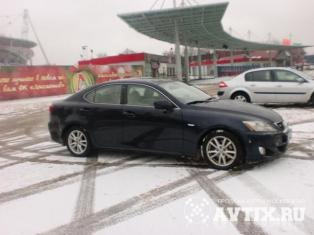 Lexus IS Москва