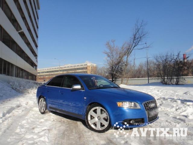 Audi S4 Москва