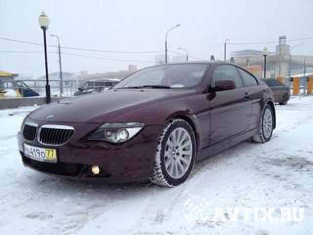 BMW 6 Series Москва