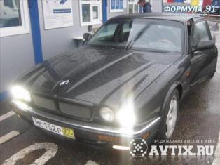 Jaguar XJ Москва
